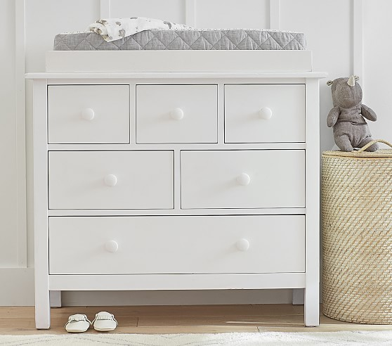 Kendall Nursery Changing Table Dresser