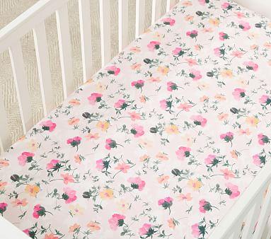 RUST Crib Bedding OEKO-TEX Certified Neutral Crib Sheet Terracotta Cot Sheet Mini Crib Sheet Changing Pad Cover Minimalist Sheet Clay