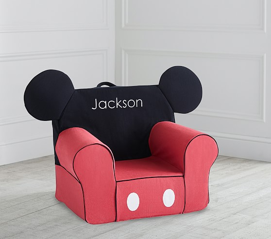 Disney Mickey Mouse Anywhere Chair, Mickey Mouse Baby Furniture