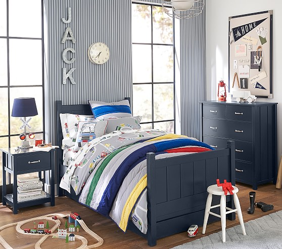 Camp Kids Bed Pottery Barn, Pottery Barn Discontinued Bedding