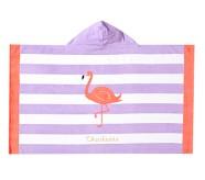 포터리반 Potterybarn Flaming Stripe Kid Beach Hooded Towel