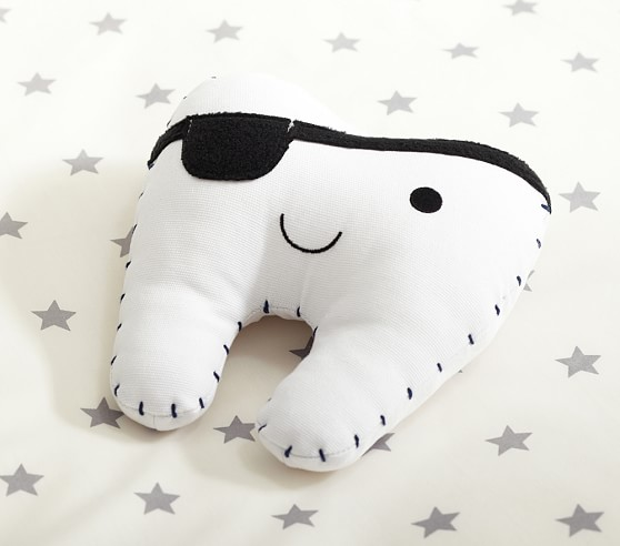 Ready to Ship CLEARANCE SALE Tooth Fairy Pillow Keepsake Pillow
