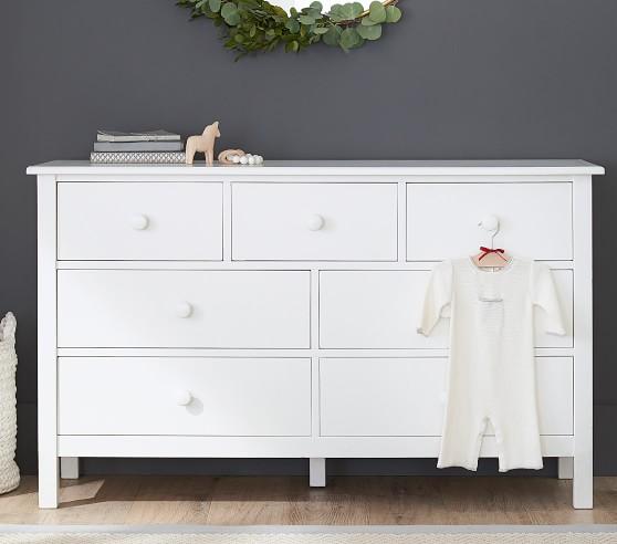 Kendall Extra Wide Kids Dresser
