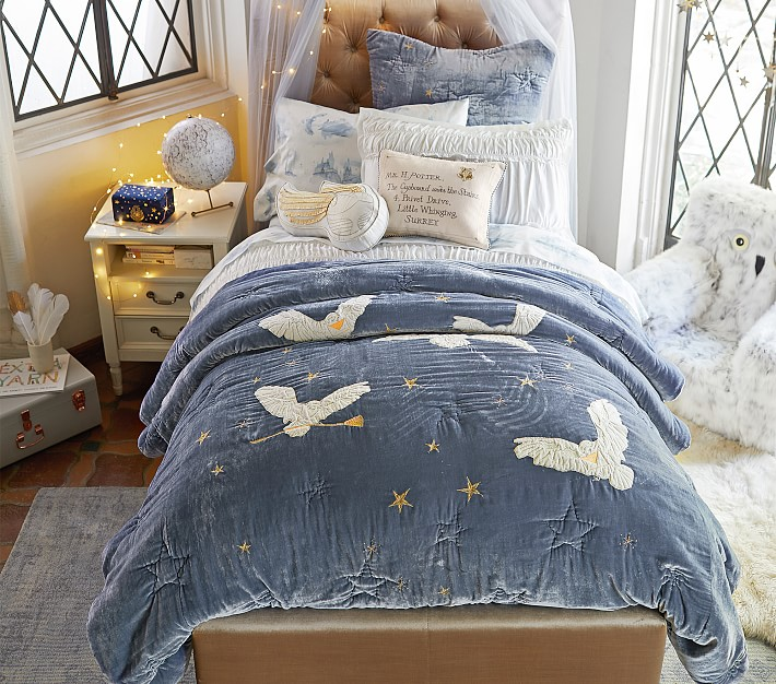 Harry Potter Night Owl Kids Sheet, Harry Potter Bedding Comforter