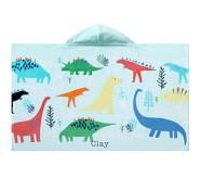 포터리반 Potterybarn Dinosaur Hooded Beach Towel