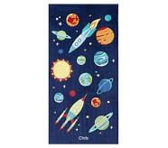 포터리반 Potterybarn Space Kids Beach Towel