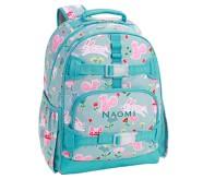 포터리반 아쿠아 가든 버니 가방 (초등 선물 추천) Potterybarn Mackenzie Aqua Garden Bunnies Backpacks