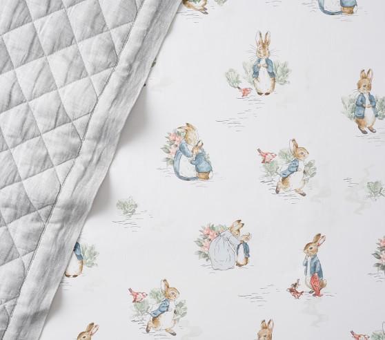Peter Rabbit Baby Bedding Pottery, Peter Rabbit Baby Boy Bedding