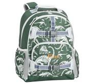 포터리반 공룡 가방 (야광, 초등 선물 추천) Potterybarn Mackenzie Green Glow-in-the-Dark Dinos Backpack