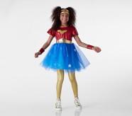 포터리반 할로윈 코스튬 (영유, 놀이학교 할로윈 파티용) Potterybarn Kids WONDER WOMAN Costume
