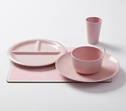 Blush Parker Compostable Tabletop Collection
