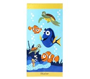 포터리반 Potterybarn Disney and Pixar Finding Nemo Beach Towel