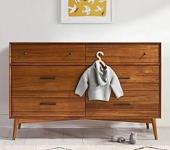 west elm x pbk Mid-Century 6-Drawer Dresser