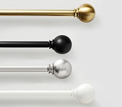 Classic Ball Finial - Set of 2