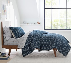 west elm x pbk Modern Lacquer Bed