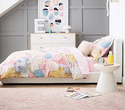west elm x pbk Timo Upholstered Bed
