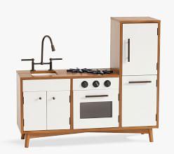 west elm x pbk My First Mid-Century Kitchen